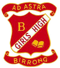 Birrong Girls High School logo